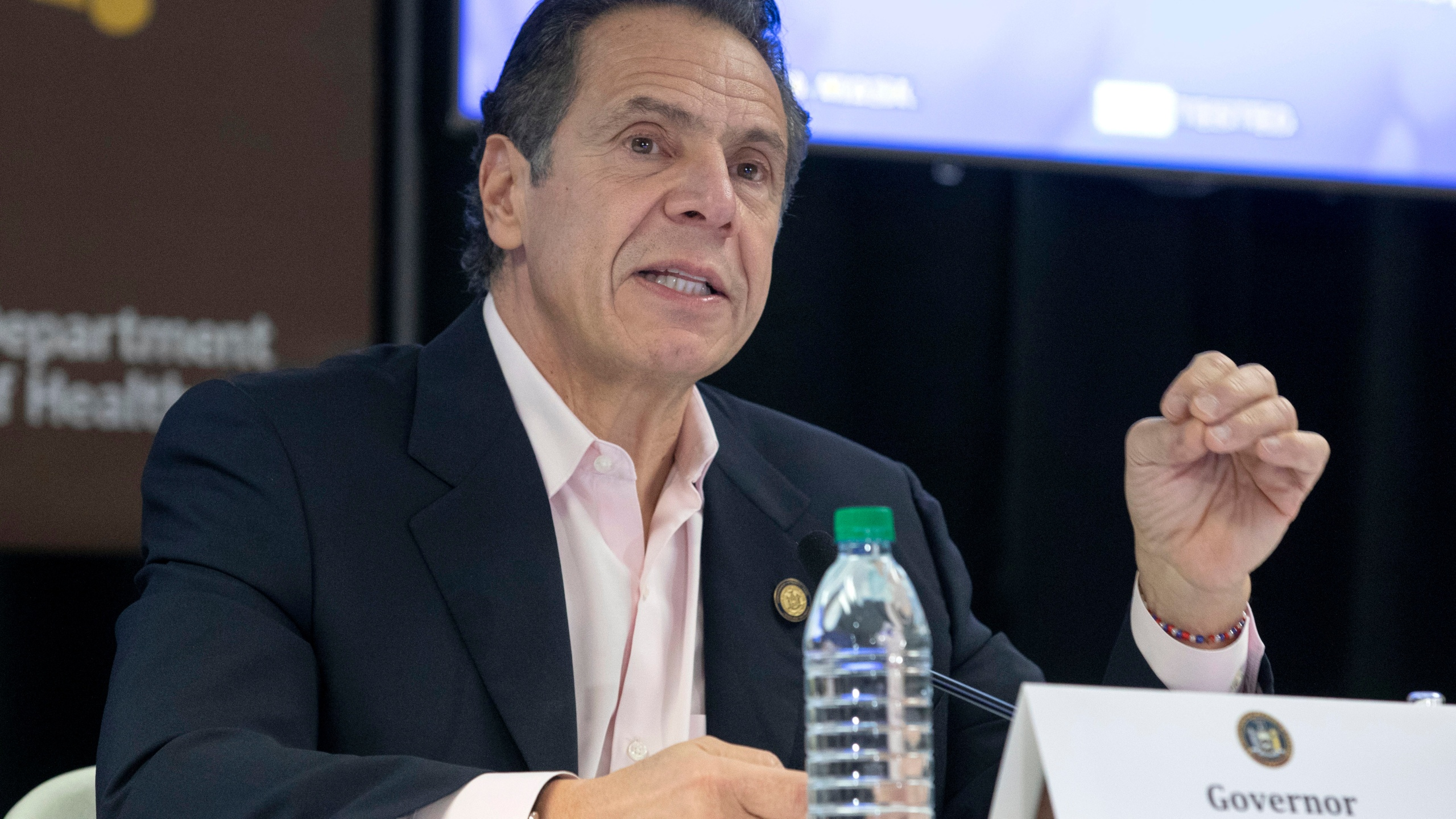 Gov. Andrew Cuomo (Mike Groll/Office of Governor Andrew M. Cuomo)