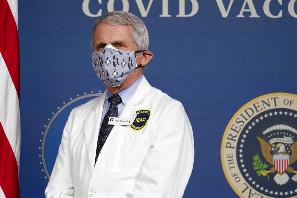 Fauci says Trump should use influence among Republicans to urge his  followers to get vaccinated | KTLA