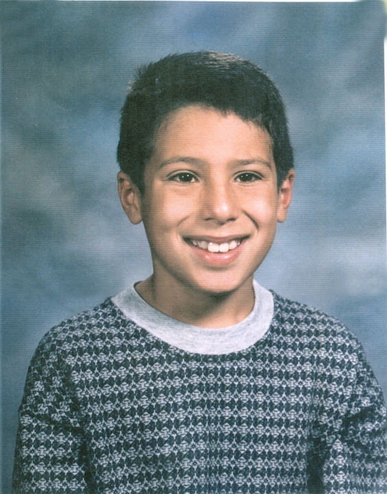Homicide victim Anthony Martinez, 10, appears in a photo released by the Riverside County District Attorney's Office on March 28, 2021.