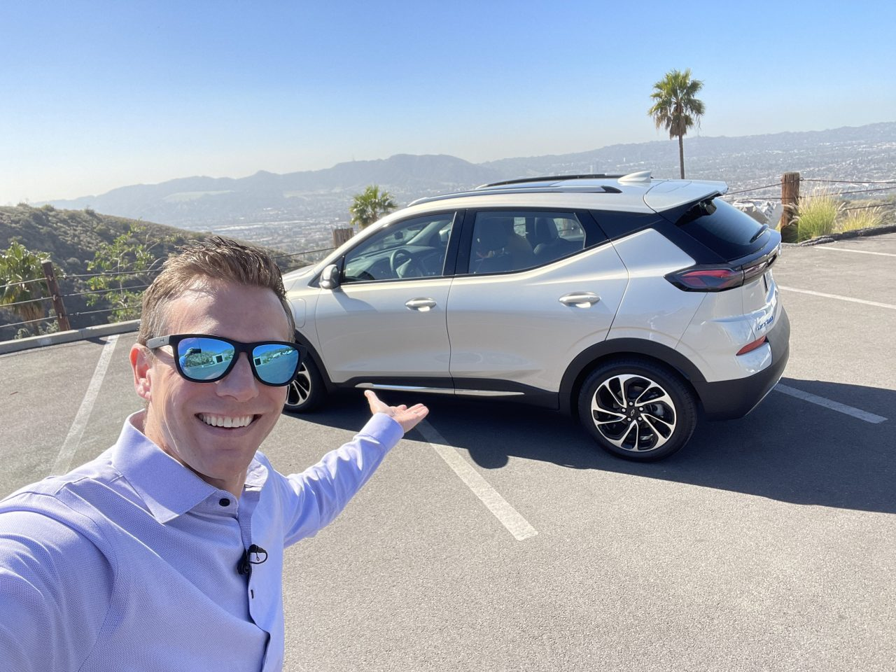 Tech Smart Test Drive: The bigger, bolder, all-electric Chevy Bolt EUV