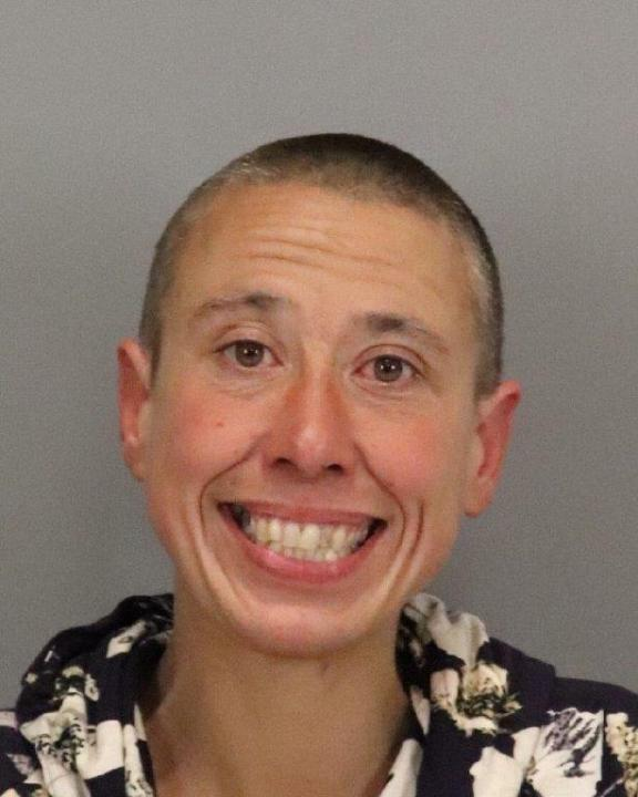Karen Inman, 39, is seen in a photo provided by Mountain View Police.