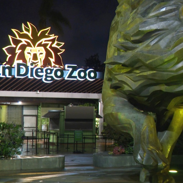 The San Diego Zoo is seen in a file photo. (KSWB)