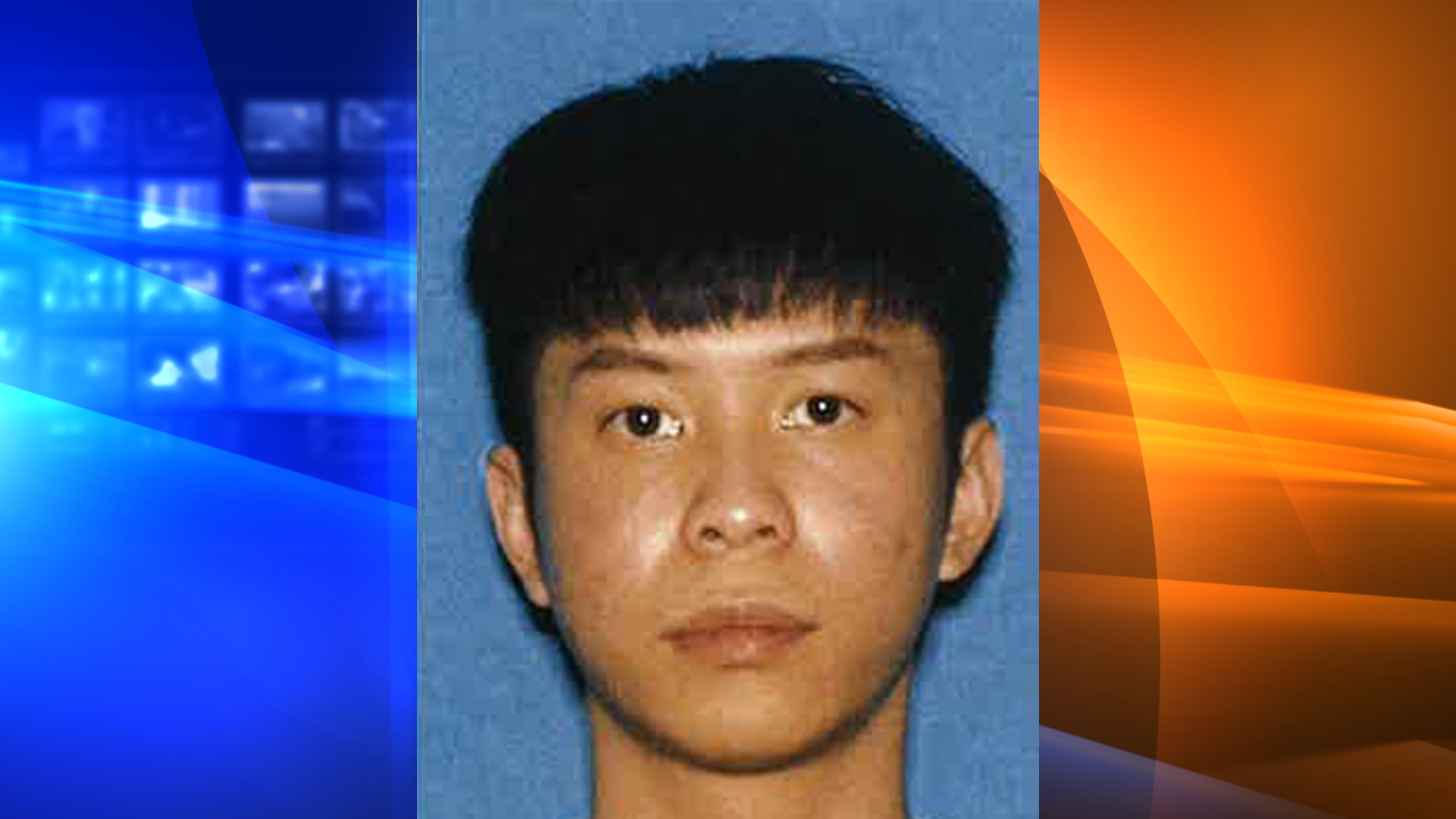Yuanfeng Kuang is shown in a photo released by the San Gabriel Police Department on March 31, 2021.