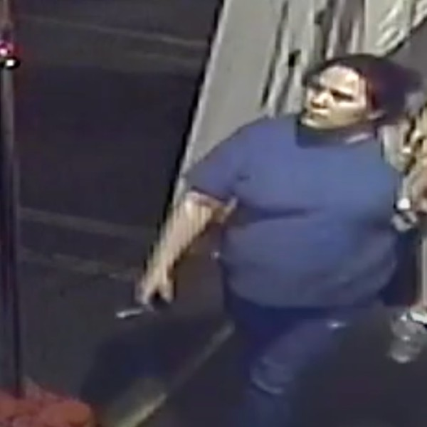 LAFD released surveillance video on April 15, 2021, in hopes of identifying a person suspected of arson in Koreatown.