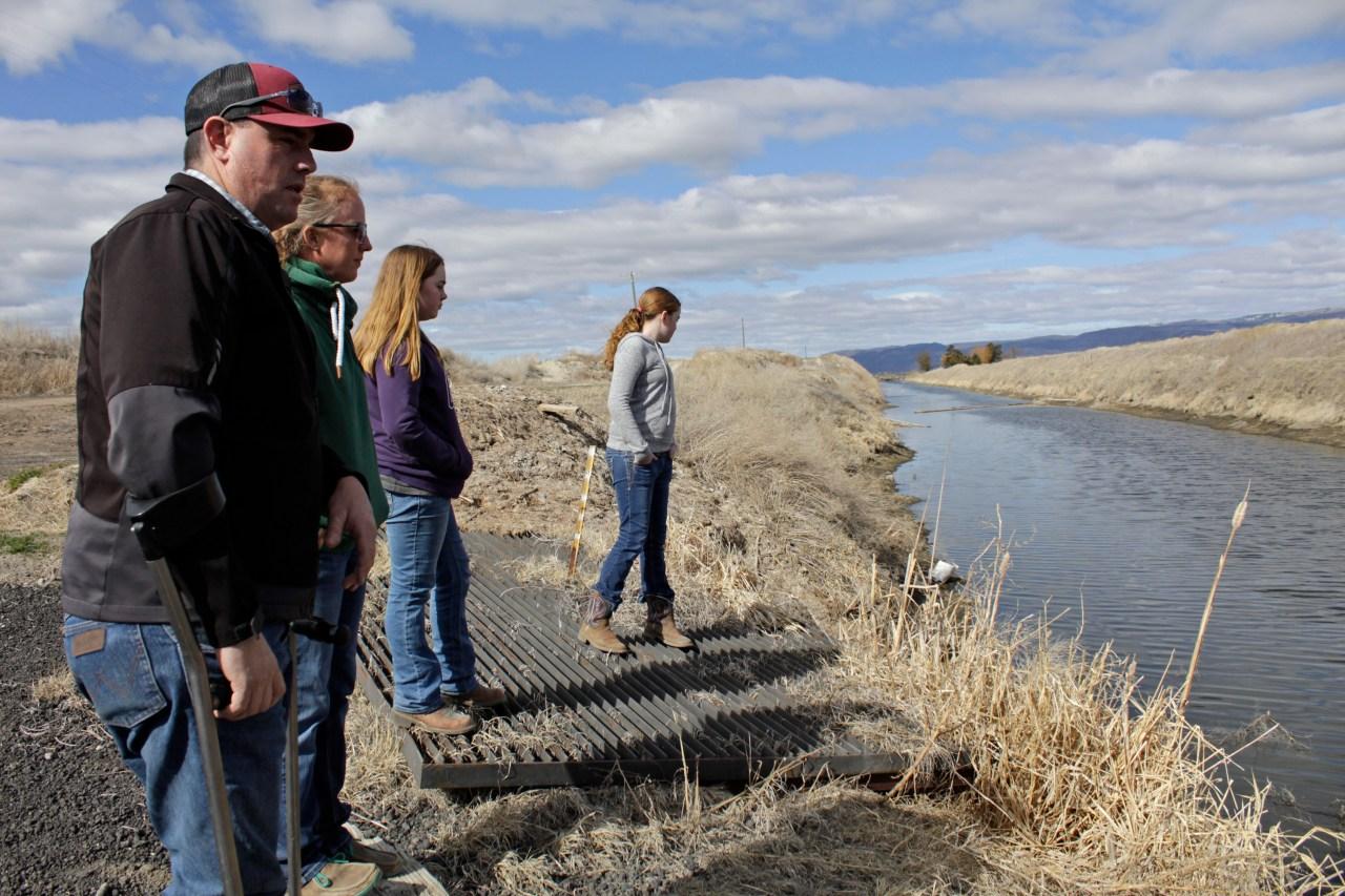 Prolonged drought means water crisis on Oregon-California border - KTLA Los Angeles
