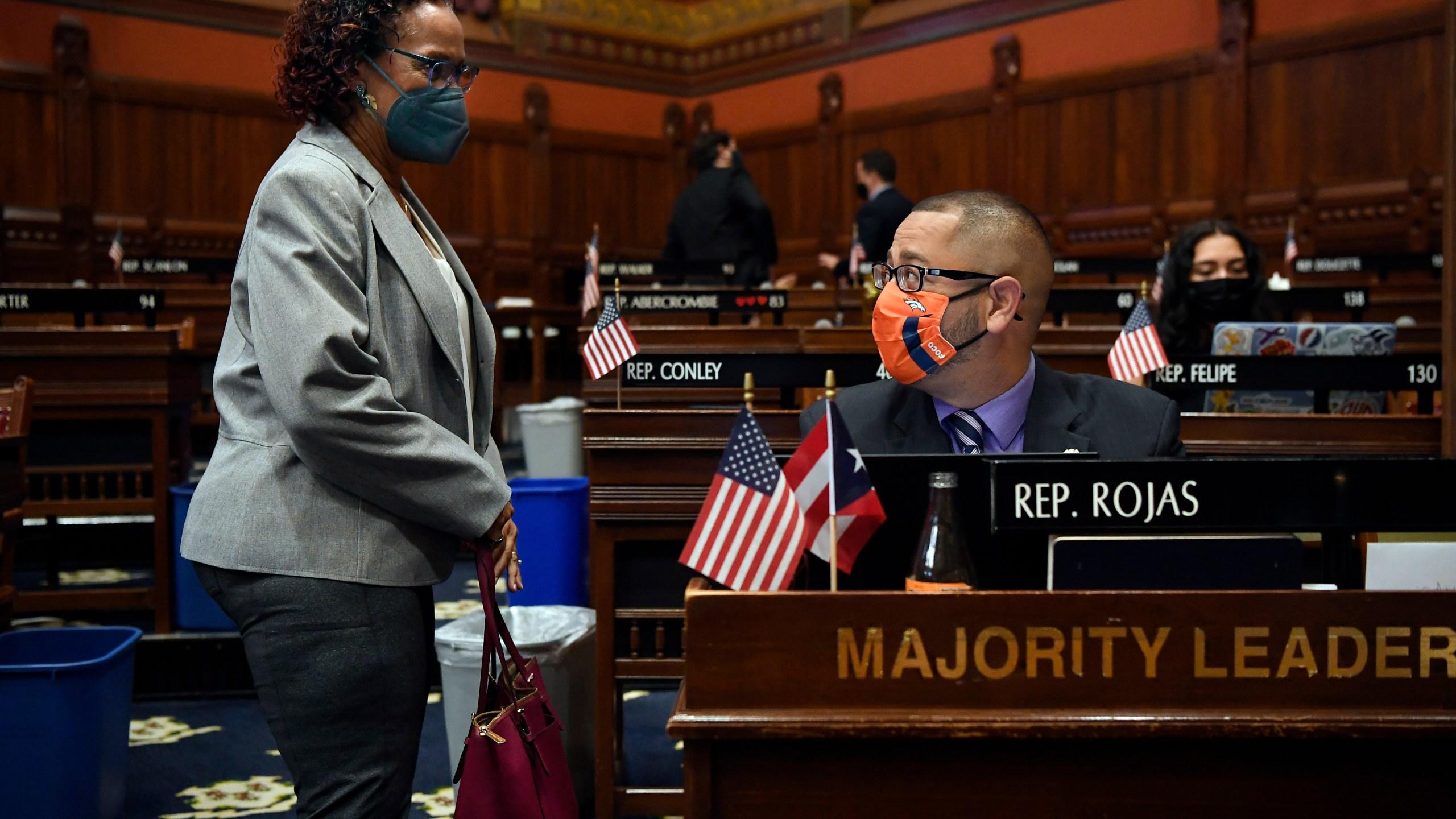 U S Minority Legislators Work To Pass Legislation Regarding Racial Equality Ktla