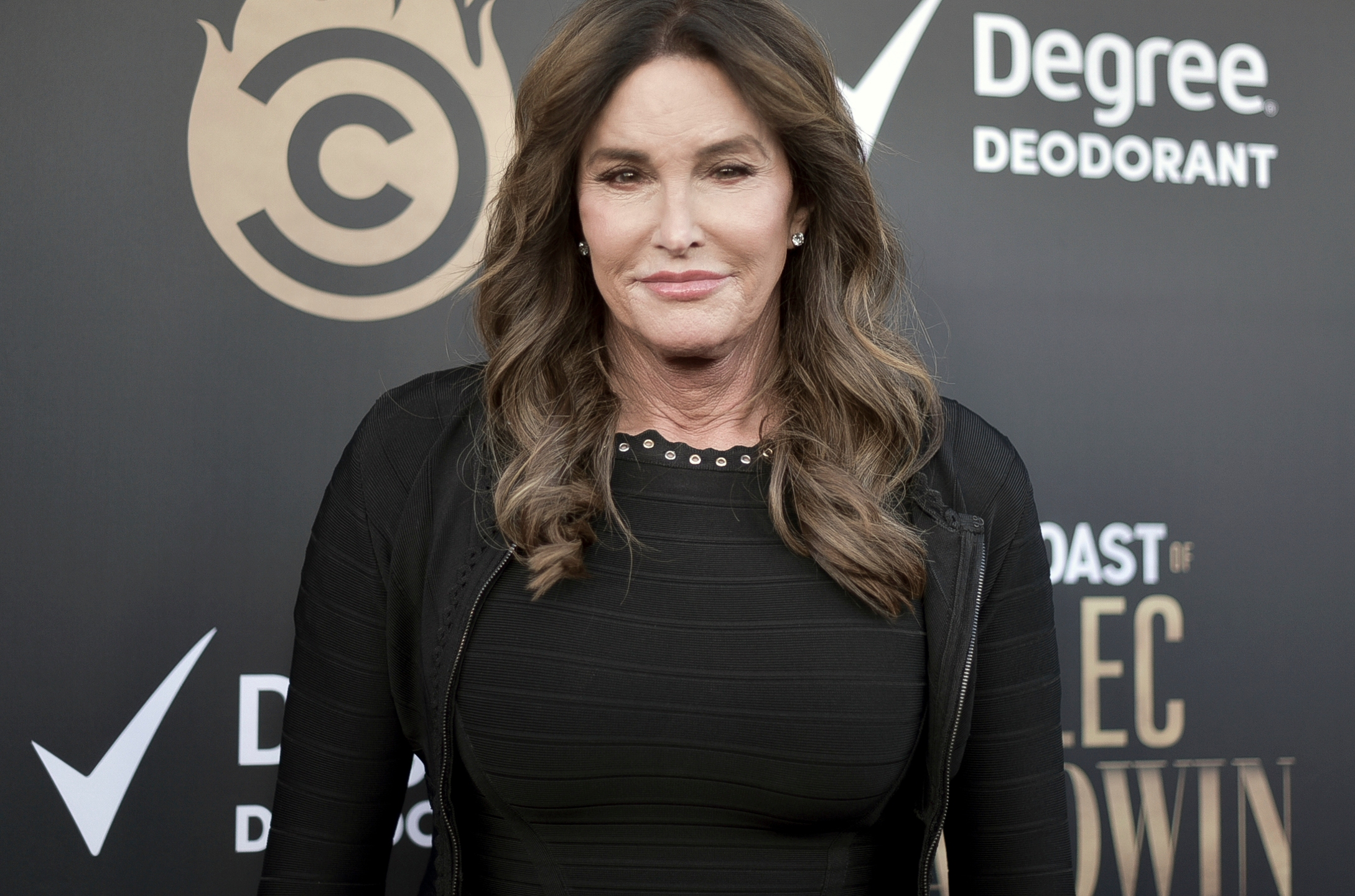 Caitlyn Jenner attends the Comedy Central Roast of Alec Baldwin in Beverly Hills, Calif. on Sept. 7, 2019. (Richard Shotwell/Invision/AP, File)