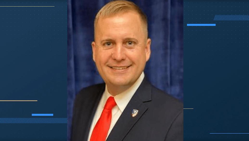 Lewiston Republican Rep. Aaron von Ehlinger' (Courtesy of the Idaho Legislature)