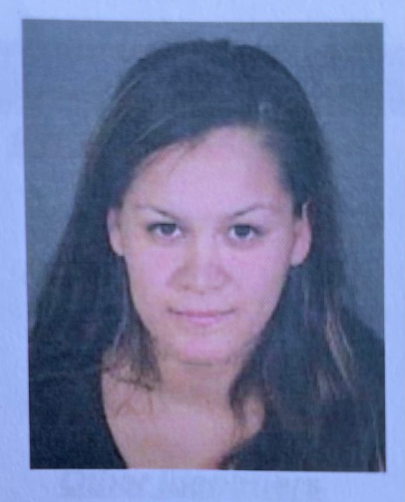 Liliana Carrillo, 30, appears in a photo released by LAPD via Twitter on April 10, 2021.