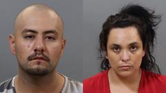 Charles Hutchinson and Jessica Sanchez were taken into custody on April 22 after investigators found they had committed EDD fraud.