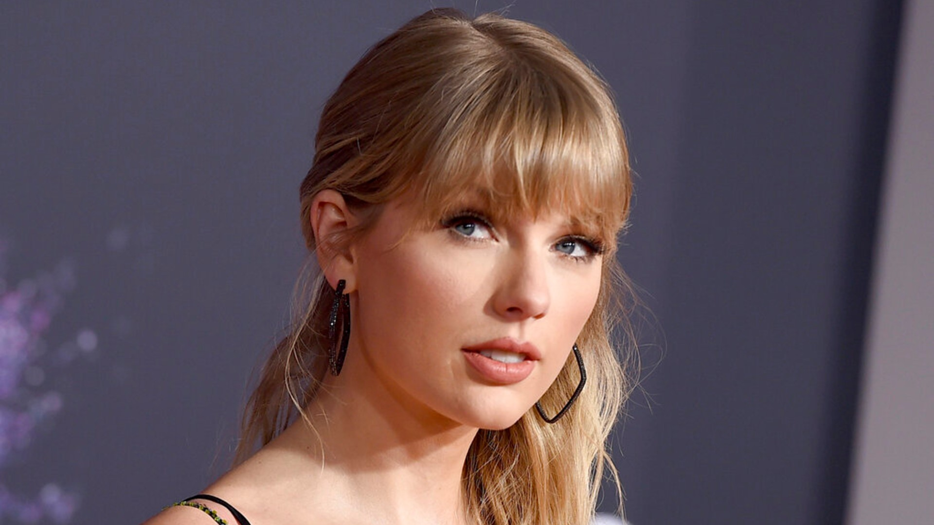This Nov. 24, 2019 file photo shows Taylor Swift at the American Music Awards in Los Angeles. (Photo by Jordan Strauss/Invision/AP, File)