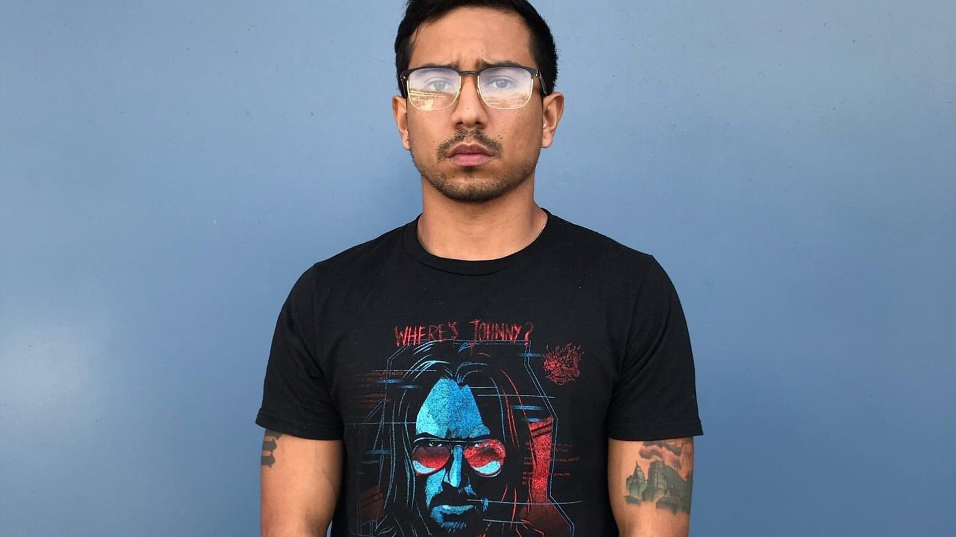 """Gilberto """"Gibby"""" Angulo is shown in a photo released by Upland Police Department on April 15, 2021."""