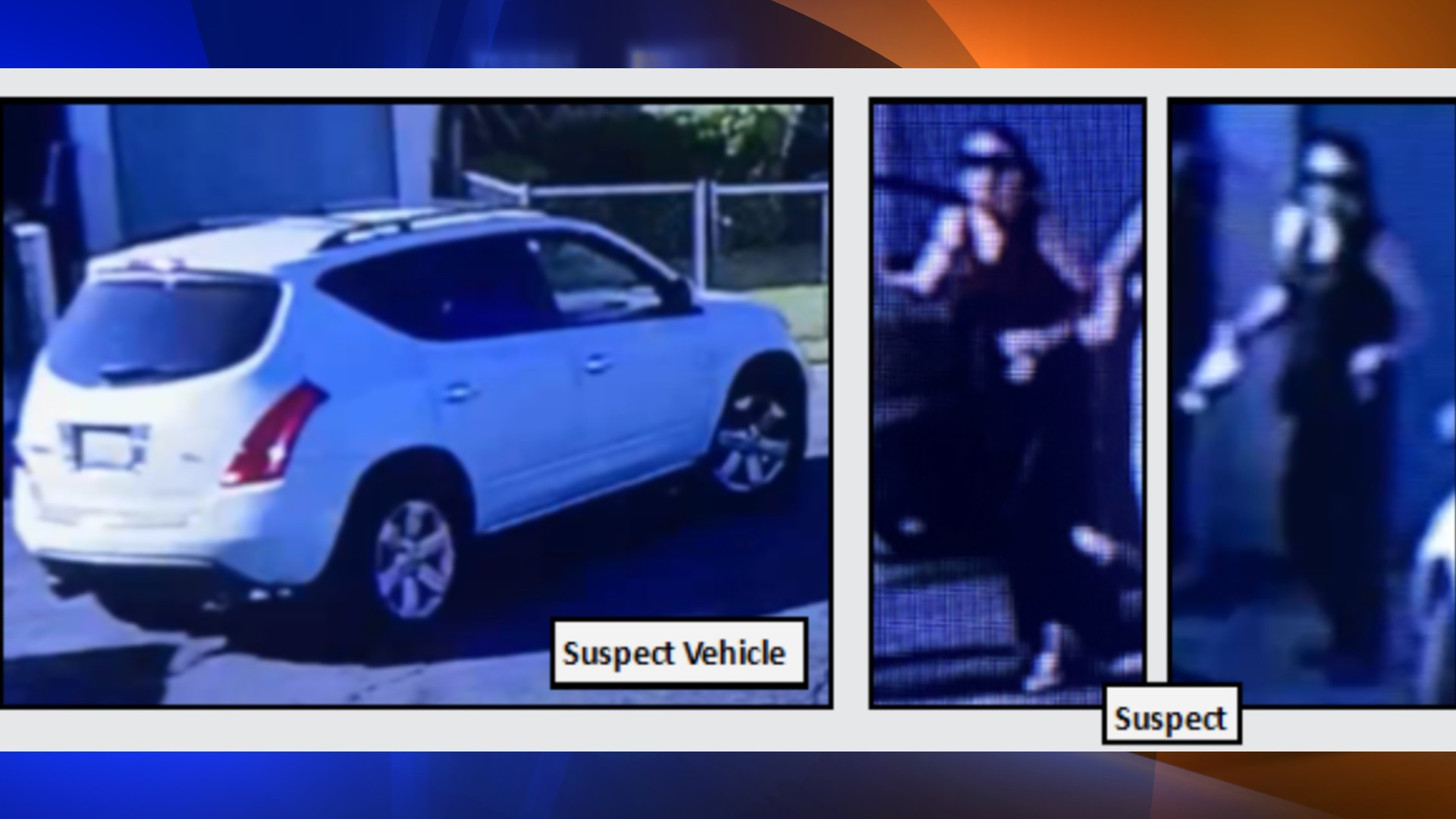 The L.A. County Sheriff's Department released stills of a woman accused of pepper spraying another woman at her Norwalk home on May 19, 2021.