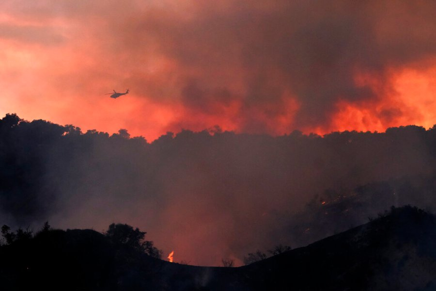 Arson suspects detained in 1,325-acre Palisades Fire; evacuations in place for Topanga Canyon area