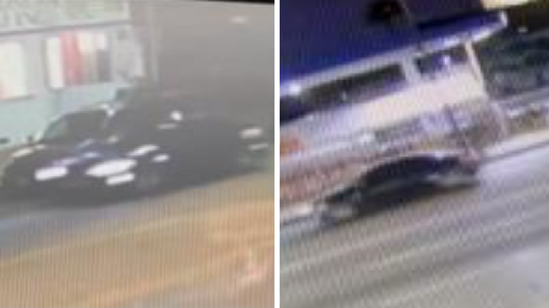 LAPD on May 11, 2021, released these images of a car sought in a fatal East Hollywood hit-and-run.
