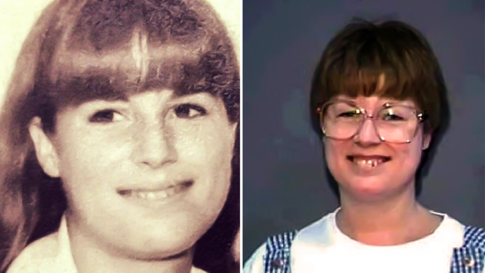 Laurie Diane Potter is seen in undated photos provided by the San Diego Sheriff's Office.