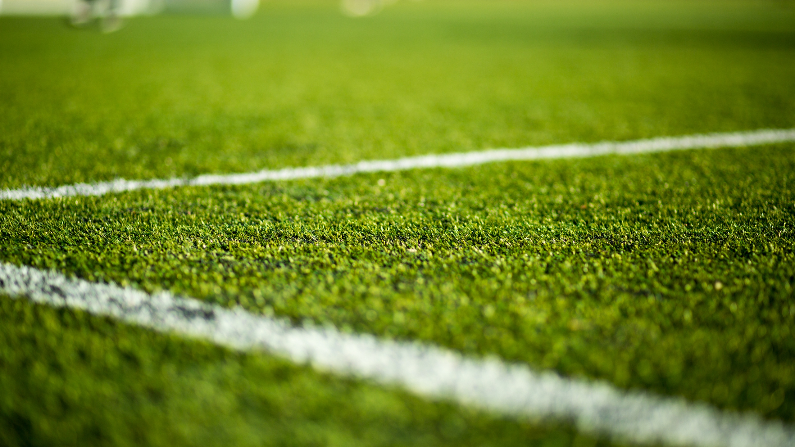This file photo shows a soccer field. (Getty images)