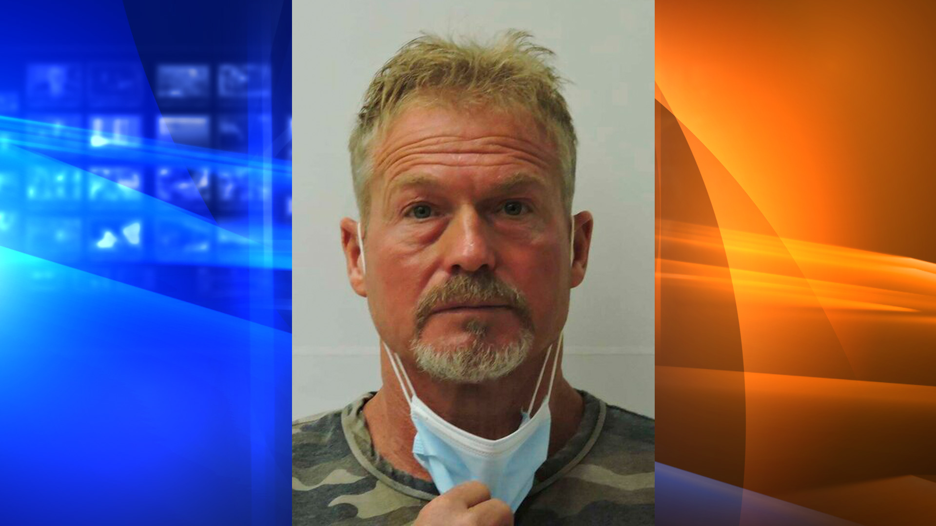 This photo provided by Chaffee County Sheriff's Office shows Barry Morphew.