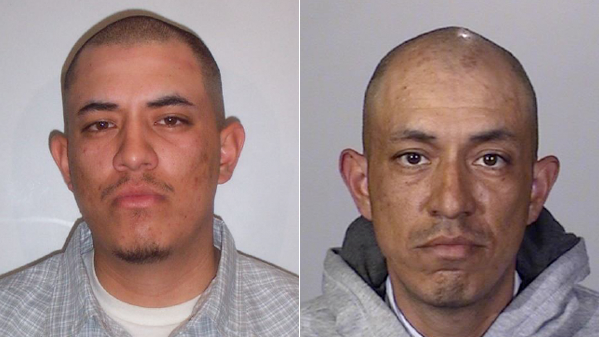 Rodolfo Fernandez Franco is shown in photos from 2003 and 2021 released by the Ventura County District Attorney's Office on May 24, 2021.