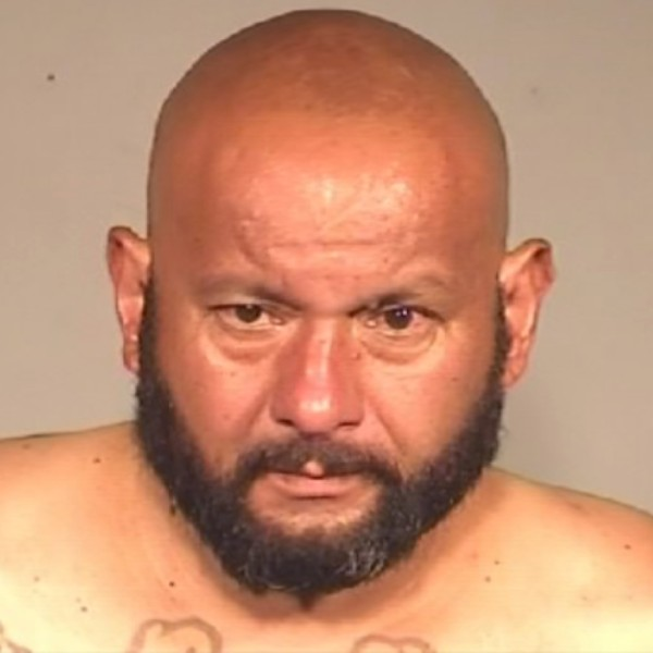 Rosendo Garcia, 50, is seen in an undated booking photo. (Fresno Police Department via L.A. Times)