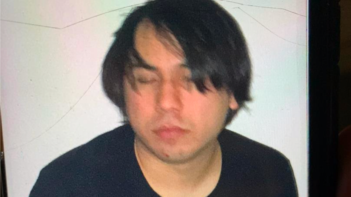 Adrian Gudino is seen in a January 2021 photo released May 11, 2021, by the Redondo Beach Police Department.