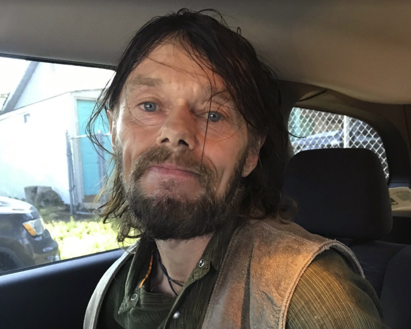 This July 26, 2019, file photo provided by the Monterey County Sheriff's Office shows Kim Vincent Avis, also known as Ken Gordon-Avis. (Monterey County Sheriff's Office via AP, File)