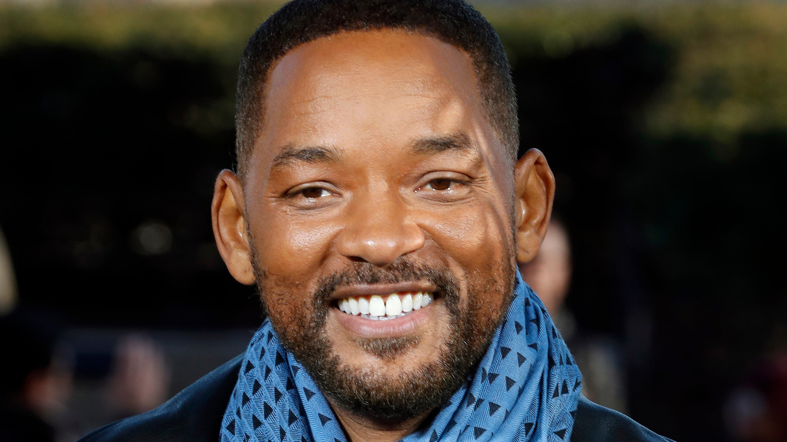 """In this Monday, Jan. 6, 2020, file photo, U.S actor Will Smith poses for photographers during the photo call of """"Bad Boys for Life,"""" in Paris. Smith is ready to open up about his life story. Penguin Press announced Sunday, June 20, 2021, that Smith will release his memoir called """"Will"""" on Nov. 9. The actor-rapper shared a photo of the book's cover art to more than 54 million followers on Instagram. Smith said he is """"finally ready"""" to release his memoir after working on his book for the past two years. (AP Photo/Thibault Camus, File)"""