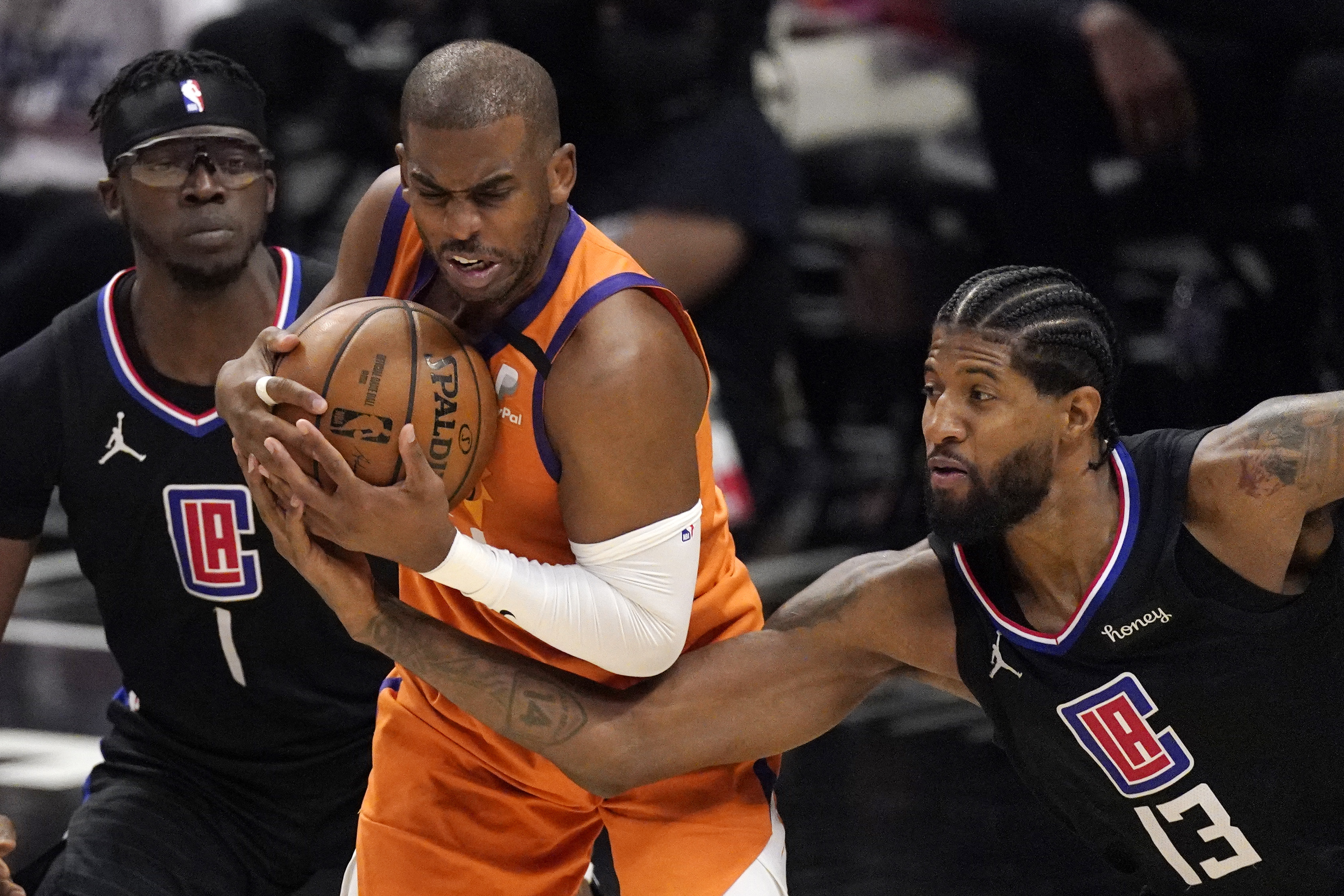 Suns beat Clippers 130-103, heading to NBA Finals for first time in nearly  3 decades