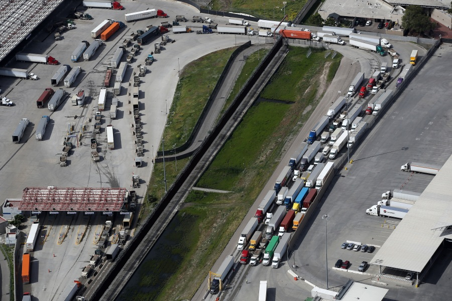 California, Mexico sign agreement to open new border crossing