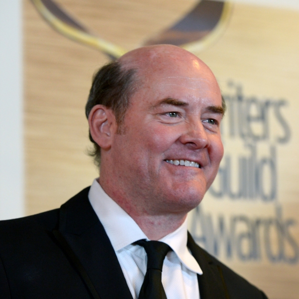 Actor and comedian David Koechner poses in the Press Room during the 2016 Writers Guild Awards at the Hyatt Regency Century Plaza on Feb. 13, 2016 in Los Angeles. (Charley Gallay/Getty Images for Writers Guild of America, West)