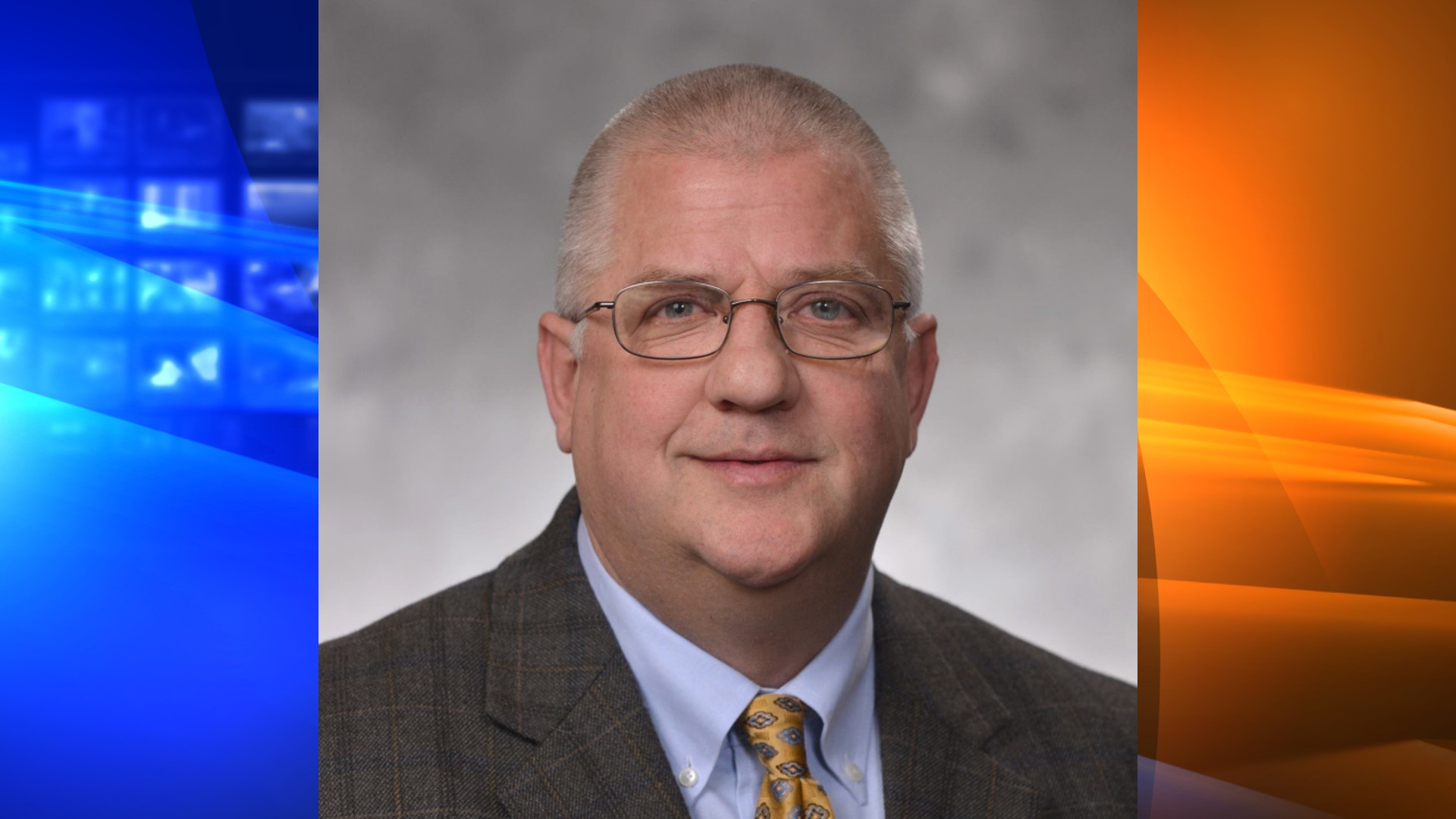 Rep. Mike Nearman is seen in an official photo.