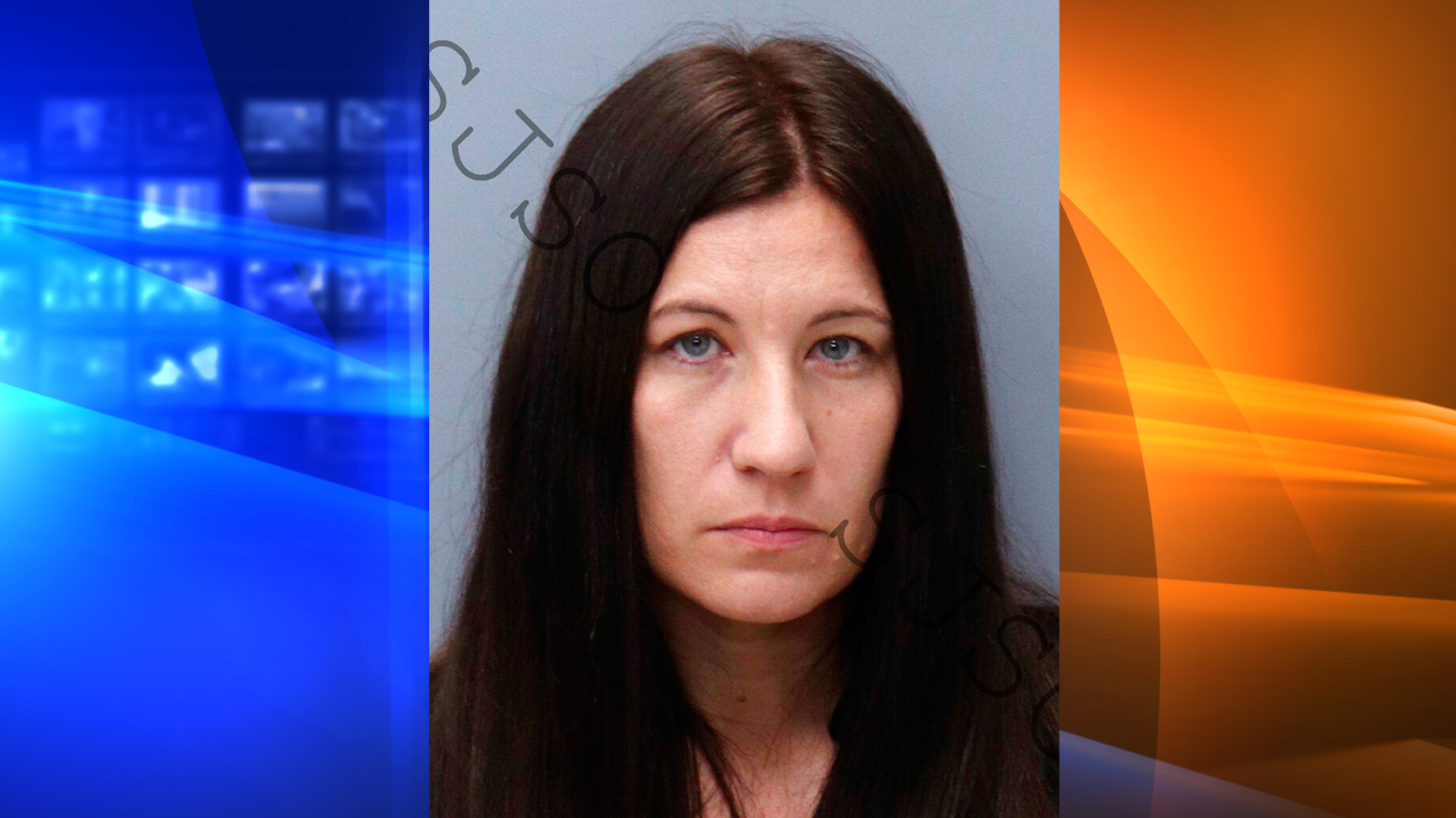 This photo provided by the St. Johns County Sheriff's Office shows Crystal Lane Smith.