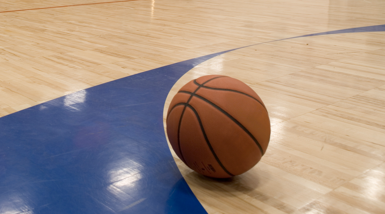 A basketball is seen in this undated file photo. (Getty Images)