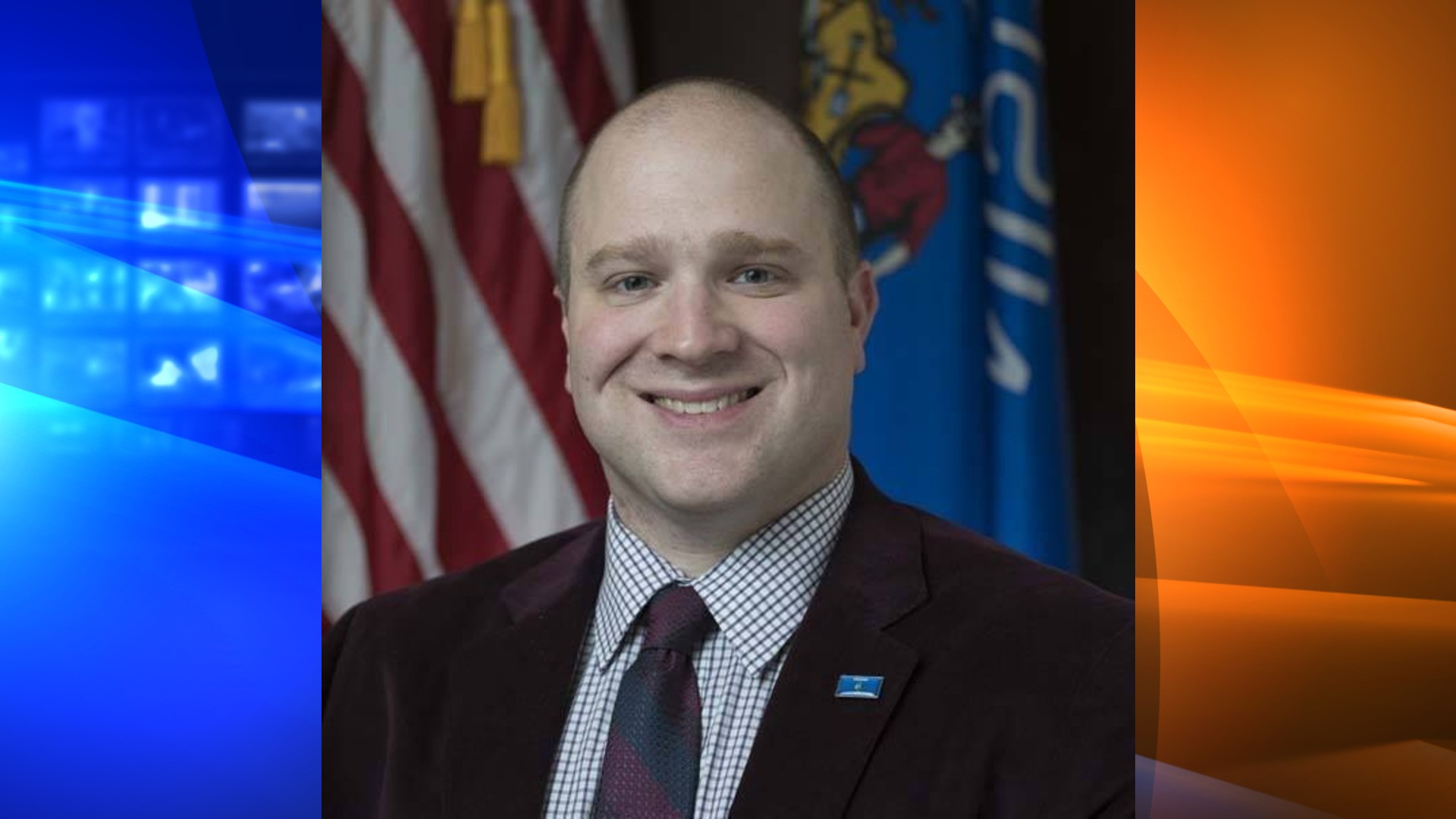 Wisconsin state Rep. Shae Sortwell is seen in an official photo.