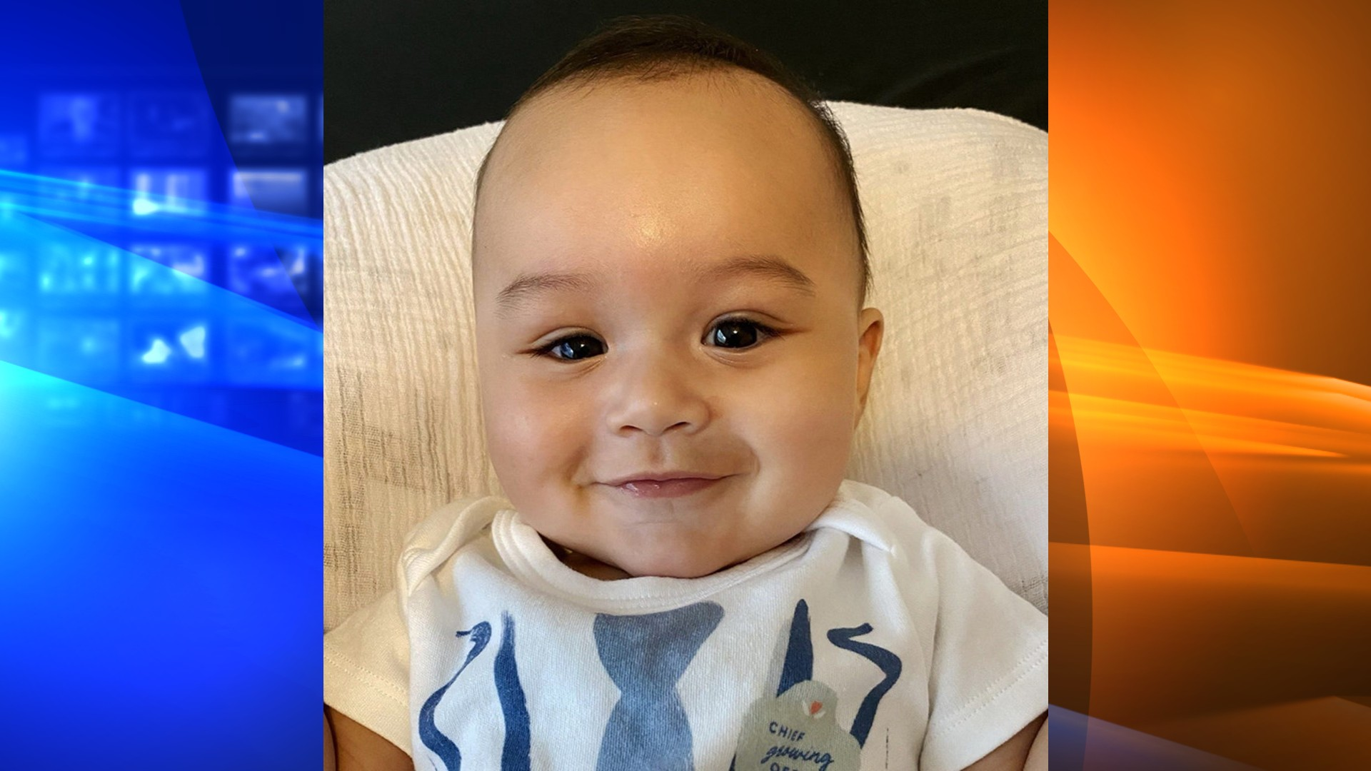 Gerber released this photo of 4-month-old Zane Kahin, of Winter Park, Florida.