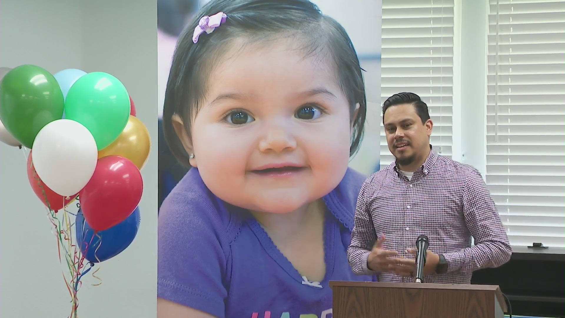 Nearly a year after his wife was struck and killed by a drunk driver, Alvarez is keeping his spirits high as he celebrates his first Father's Day on June 20, 2021 with his baby girl.