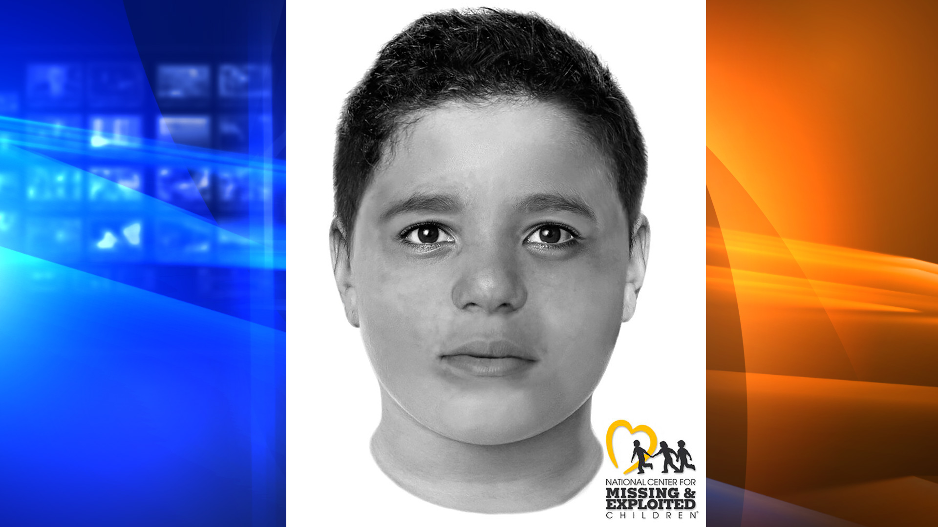 This image provided by the Las Vegas Metropolitan Police Department and created by the National Center for Missing and Exploited Children depicts a slain boy believed to be between the ages of 8 and 12 whose body was found Friday, May 28, 2021, off a hiking trail between Las Vegas and rural Pahrump, Nevada.