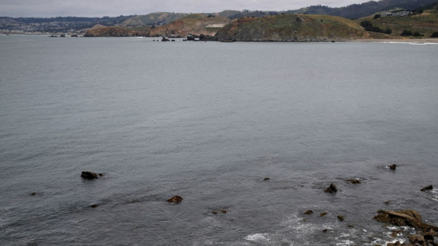 Woman's body washes ashore on San Mateo County beach after being in water 'for some time,' police say