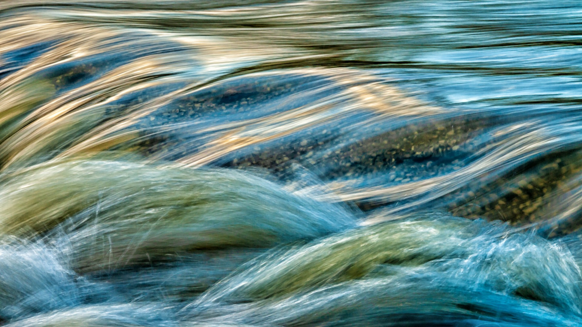 A river is seen in a file photo. (iStock/Getty Images Plus)