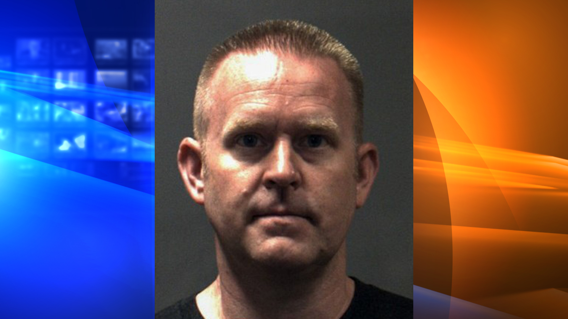 Marc Goodwin is seen in a photo released by the Fontana Police Department on June 24, 2021.
