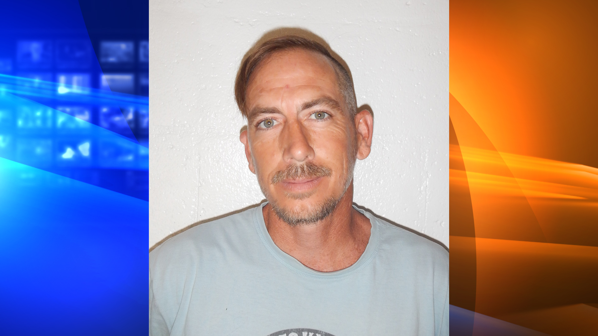 Marcus Kelly is shown in a photo released by the Seal Beach Police Department on June 22, 2021.