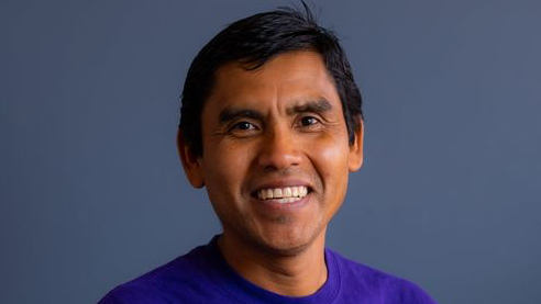 Tomas Mejia is seen in an undated photo provided by SEIU United Service Workers West.