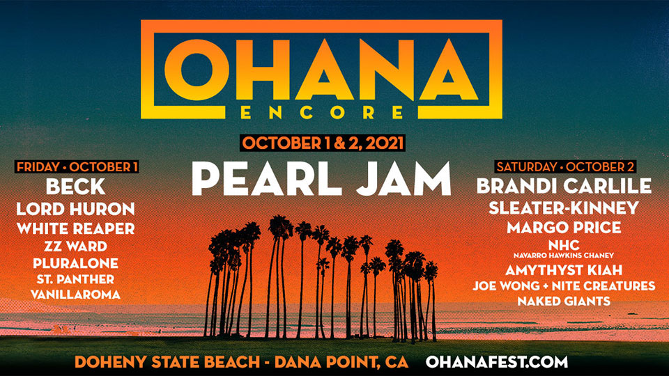 You could win VIP tickets to Ohana Encore – watch at 10pm!