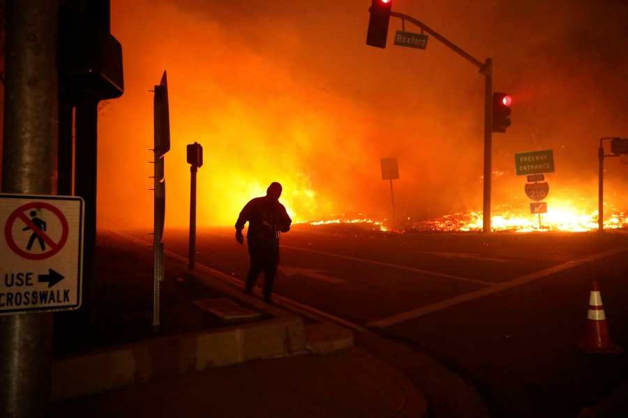 PG&E will spend billions to bury power lines in bid to reduce wildfire risk