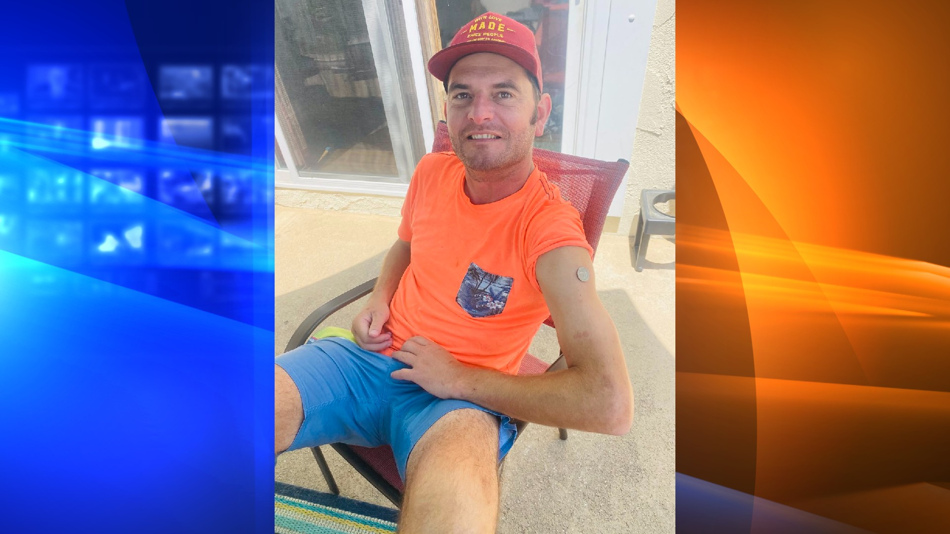 Matt Thoke, 43, of Newport Beach, was last seen on Wednesday, July 21 while hiking at Sequoia National Park.