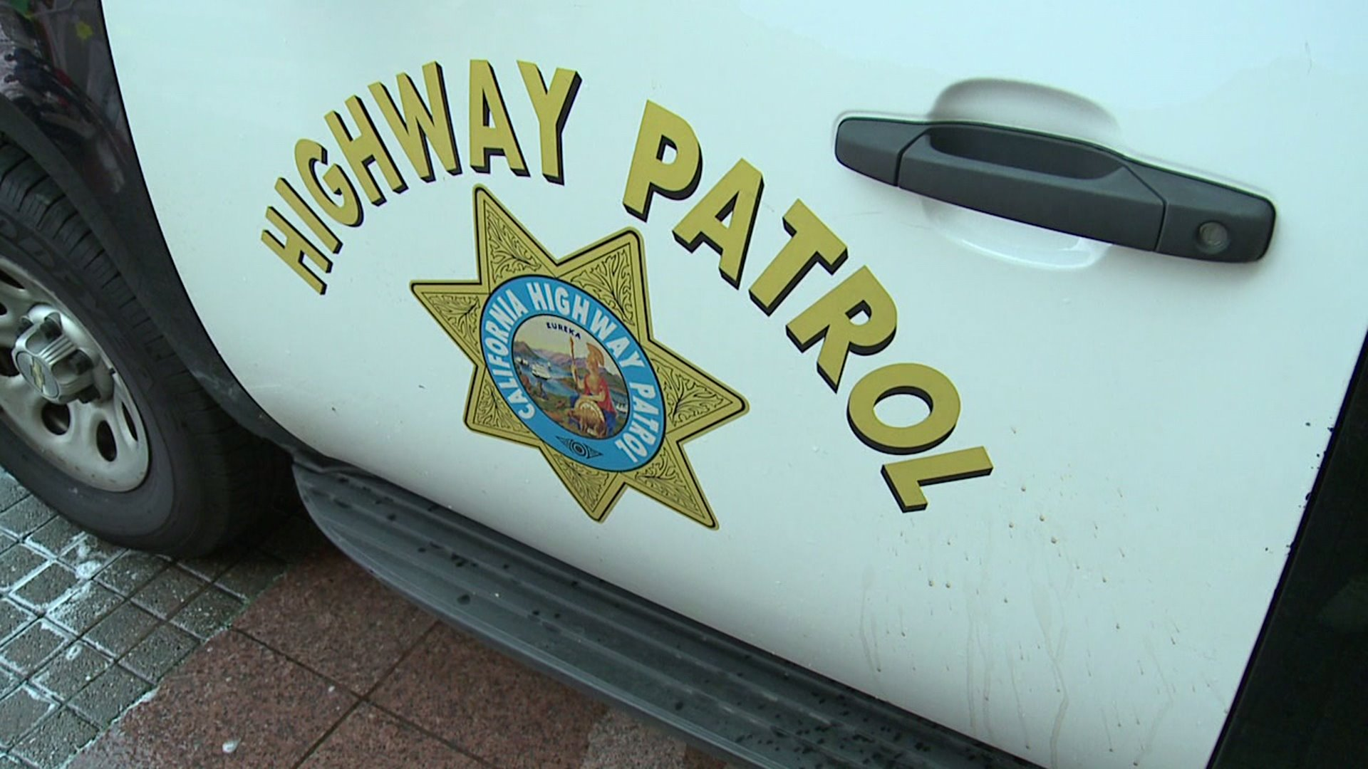 A California Highway Patrol car is seen in this undated photo. (File)