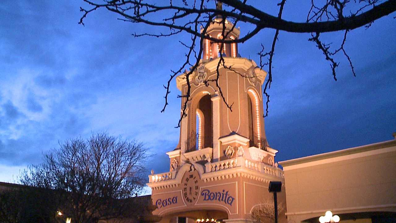 Casa Bonita in Colorado is seen in a file photo. (KDVR)