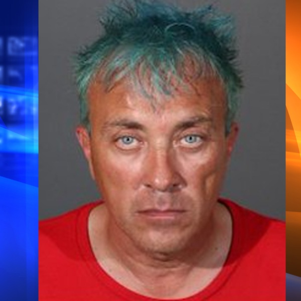 Fernando Diaz is seen in a photo released by the Los Angeles County Sheriff's Department on July 25, 2021.