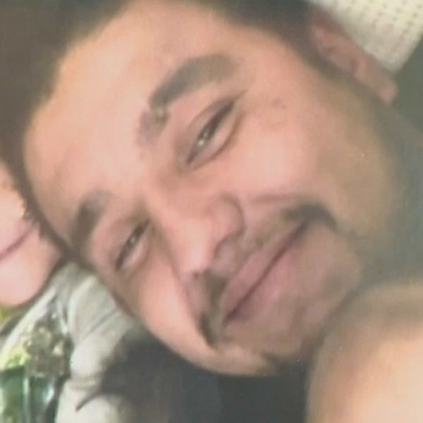 Raul Hernandez is seen in an undated photo provided by his family members.