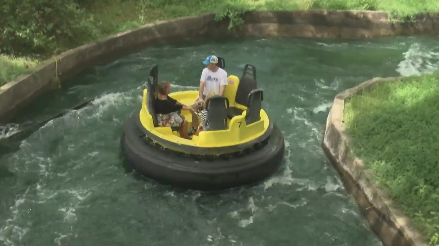 Authorities are investigating the cause of an accident that killed a boy on the Raging River at Adventureland Park in Altoona, Iowa. (File)